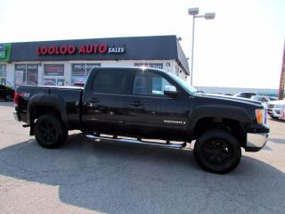 Used 2008 GMC Sierra 1500 SLE Z71 Crew Cab 4WD 5.3L V8 Certified for sale in Milton, ON