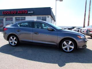 Used 2015 Acura ILX Premium Package 6-Spd  Manual Navi Camera Certified for sale in Milton, ON