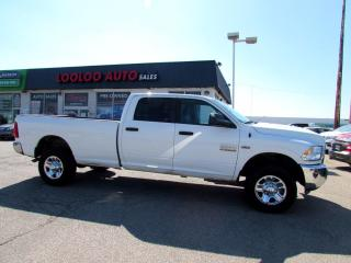 Used 2014 RAM 2500 SLT Crew Cab 4WD 5.7L HEMI 8FT LONG BOX CERTIFIED for sale in Milton, ON