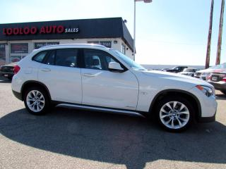 Used 2012 BMW X1 xDrive28i Panoramic Sunroof Bluetooth Certified for sale in Milton, ON