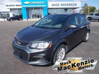 Used 2018 Chevrolet Sonic LT for sale in Renfrew, ON