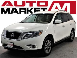 Used 2013 Nissan Pathfinder SL 4WD Sold! for sale in Guelph, ON