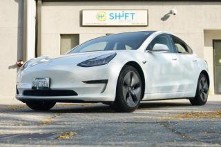 Used 2018 Tesla Model 3 LONG RANGE REAR WHEEL DRIVE ENHANCED AP, CARFAX CLEAN for sale in Burlington, ON