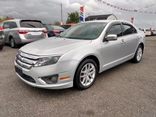 Used 2010 Ford Fusion SEL for sale in Dunnville, ON