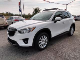 Used 2014 Mazda CX-5 Touring for sale in Dunnville, ON