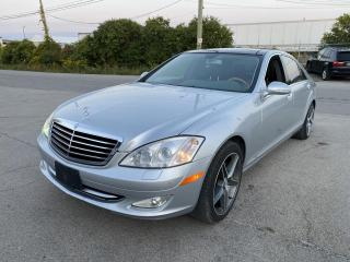 Used 2007 Mercedes-Benz S-Class S550 for sale in Oakville, ON