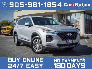 Used 2019 Hyundai Santa Fe 2.4L Essential w/Safety Pkg| AWD| BACK UP CAMERA| for sale in Burlington, ON