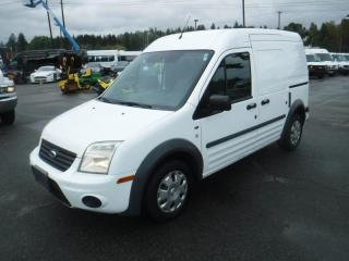 Used 2012 Ford Transit Connect XLT Cargo Van for sale in Burnaby, BC