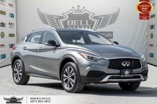Used 2017 Infiniti QX30 AWD, NO ACCIDENTS, REAR CAM, BLUETOOTH, ALLOY for sale in Toronto, ON