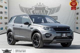 Used 2017 Land Rover Discovery Sport HSE, AWD, NAVI, REAR CAM, B.SPOT for sale in Toronto, ON