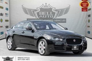 Used 2017 Jaguar XE Prestige, AWD, NO ACCIDENTS, DIESEL, NAVI, REAR CAM, SUNROOF for sale in Toronto, ON