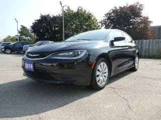 Used 2016 Chrysler 200 LX | AS IS for sale in Essex, ON
