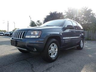 Used 2004 Jeep Grand Cherokee Laredo | AS IS for sale in Essex, ON