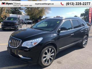 Used 2017 Buick Enclave Premium  PREMIUM, AWD, NAV, LEATHER, BOSE SPEAKERS, 7 SEATER for sale in Ottawa, ON