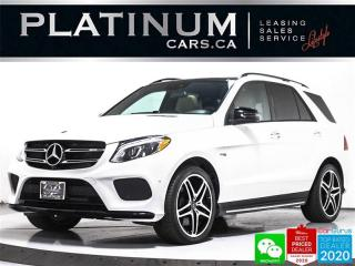Used 2018 Mercedes-Benz GLE-Class AMG GLE43, PREMIUM, NAV, 360 CAM, PANO, HARMAN for sale in Toronto, ON