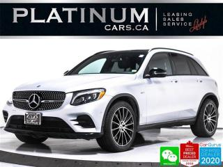 Used 2017 Mercedes-Benz GL-Class AMG GLC43, 362HP. NAV, PREMIUM, 360 CAM, PANO, AMG for sale in Toronto, ON