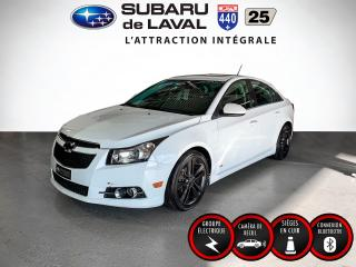 Used 2014 Chevrolet Cruze 2LT for sale in Laval, QC