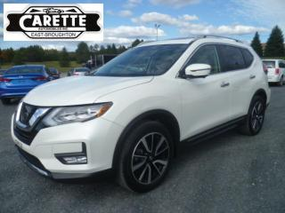 Used 2017 Nissan Rogue SL Platinum AWD for sale in East broughton, QC