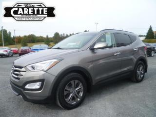 Used 2013 Hyundai Santa Fe SPORT PREMIUM AWD for sale in East broughton, QC