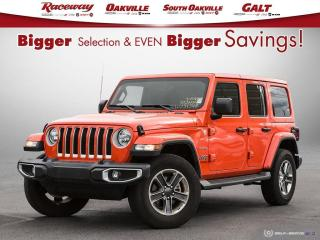 Used 2020 Jeep Wrangler 4X4 for sale in Etobicoke, ON