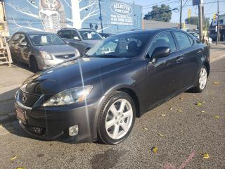 Used 2008 Lexus IS 250 for sale in Toronto, ON