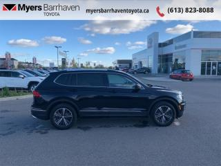 Used 2018 Volkswagen Tiguan Highline 4MOTION  - Navigation - $202 B/W for sale in Ottawa, ON