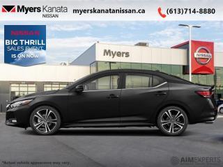 New 2021 Nissan Sentra SR CVT  -  Sunroof -  Heated Seats for sale in Kanata, ON