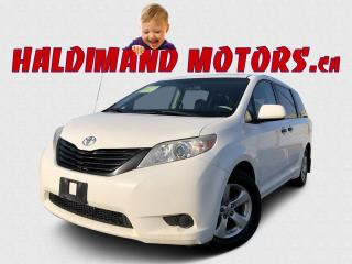 Used 2011 Toyota Sienna 2WD for sale in Cayuga, ON