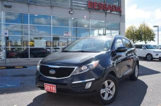 Used 2016 Kia Sportage LX for sale in Pickering, ON