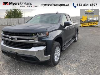 New 2020 Chevrolet Silverado 1500 LT  - Navigation for sale in Orleans, ON