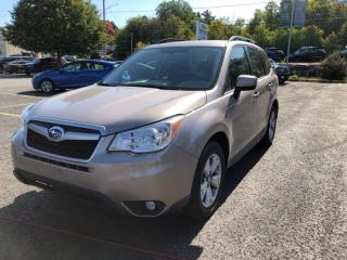 Used 2015 Subaru Forester I CONVENIENCE  low mileage with 2 sets of tires! for sale in Orleans, ON