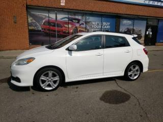 Used 2011 Toyota Matrix for sale in Mississauga, ON