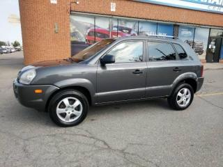 Used 2007 Hyundai Tucson GL for sale in Mississauga, ON