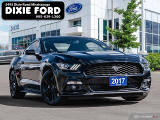 Used 2017 Ford Mustang EcoBoost for sale in Mississauga, ON