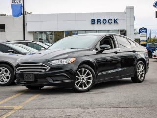 Used 2017 Ford Fusion SE for sale in Niagara Falls, ON