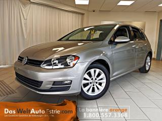 Used 2015 Volkswagen Golf 1.8 TSI Comfortline, Manuel, Bas Prix! for sale in Sherbrooke, QC