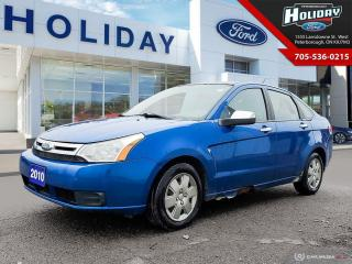 Used 2010 Ford Focus SE for sale in Peterborough, ON