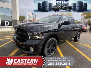 New 2020 RAM 1500 Classic Express   Remote Start   Backup Cam   Htd. Seats & Wheel   for sale in Winnipeg, MB