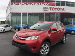 Used 2015 Toyota RAV4 2X4 **CAMERA** for sale in St-Eustache, QC