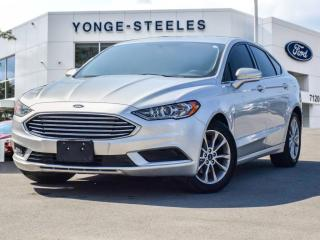 Used 2017 Ford Fusion SE for sale in Thornhill, ON