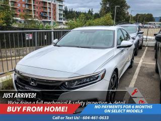 Used 2018 Honda Accord Sedan Sport for sale in Port Moody, BC