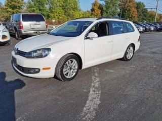 Used 2010 Volkswagen Golf Wagon Comfortline for sale in Madoc, ON