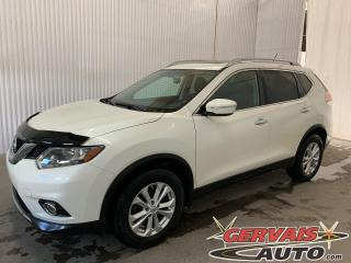 Used 2015 Nissan Rogue SV AWD Toit Panoramique Caméra Mags *Bas Kilométrage* for sale in Shawinigan, QC