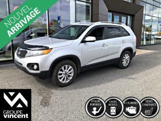 Used 2012 Kia Sorento LX V6 AWD ** GARANTIE 10 ANS ** Transporter votre famille en toute sécurité! for sale in Shawinigan, QC