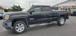 Used 2015 GMC Sierra 1500 SLE for sale in Mount Pearl, NL