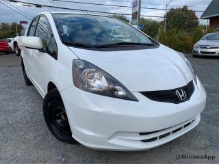 Used 2014 Honda Fit Hayon 5 portes, boîte automatique, LX for sale in Drummondville, QC