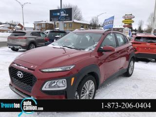 Used 2019 Hyundai KONA 2.0L Preferred TA for sale in Shawinigan, QC