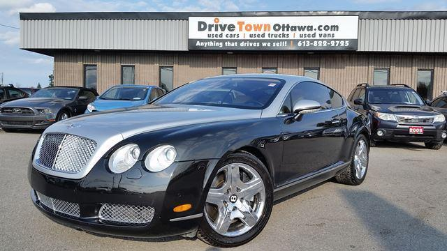 2005 Bentley Continental GT 6L V12 551 HP TWIN TURBO