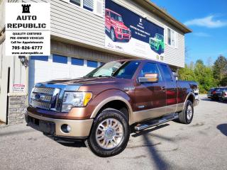 Used 2012 Ford F-150 Lariat for sale in Orillia, ON