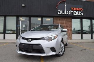Used 2015 Toyota Corolla LE/Rear Cam/Heated Seats/Original Mileage for sale in Concord, ON